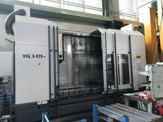 Fraiseuse AXA VSC 3 XTS, A.  2007-0