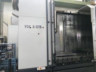 Fraiseuse AXA VSC 3 XTS, A.  2007-1