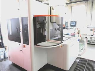 Agie Charmille Form 2000 VHP Machine EDM-1
