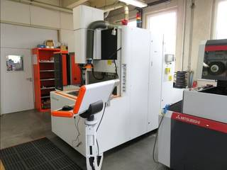 Agie Charmille Form 2000 VHP Machine EDM-2