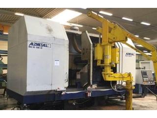 Fraiseuse Alzmetall BAZ 35 CNC LB, A.  2000-2