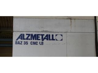 Fraiseuse Alzmetall BAZ 35 CNC LB, A.  2000-11