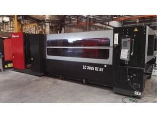 Amada LC 3015 X1 NT 4000 W Systèmes de découpe laser-0