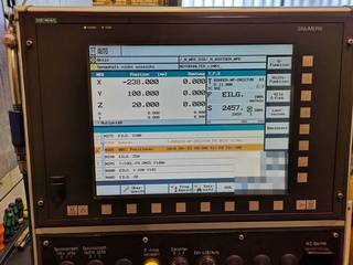 Fraiseuse Axa VHC 3 - 5000 XTS 50, A.  2006-5