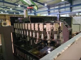 Fraiseuse Axa VHC 3 - 5000 XTS 50, A.  2006-7