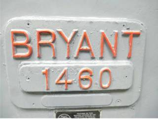 Rectifieuse Bryant 1460-7