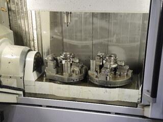 Fraiseuse Chiron DZ 15 FX Magnum high speed, A.  2014-1