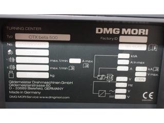 Tour DMG CTX Beta 500  3.300 SpStd-8