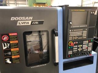 Tour Doosan Lynx 220 LC-1