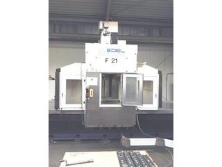 Edel 4020 XL Fraiseuses portail-1