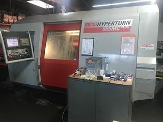 Tour Emco Hyperturn 665 MC-0