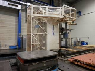 Forest Line Modumill MH Fraiseuses portail-5