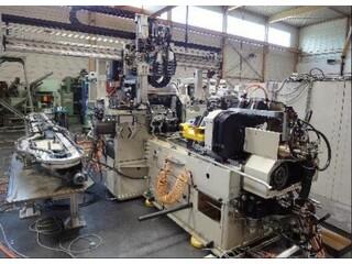 Machine à tailler les engrenages Grob ZRM 12 NC DR A890 Kaltwalzmaschine/coldforming-0