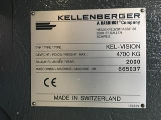 Rectifieuse Kellenberger Kel-vision URS 125 x 430 generalüberholt/revised-5