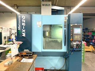 Fraiseuse Matsuura MX-520, A.  2012-7