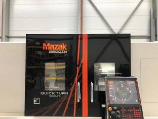 Tour Mazak QT 300 MS neu/new-2