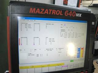 Fraiseuse Mazak Angulax 900, A.  2006-6