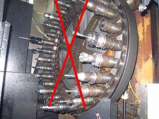 Fraiseuse Mazak Angulax 900, A.  2006-10