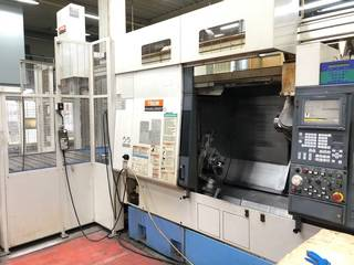 Tour Mazak Integrex 200 SY + Flex - GL 100C-1