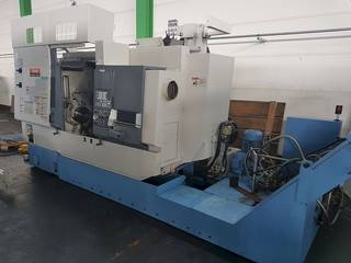Tour Mazak Integrex 200 Y-0