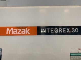 Tour Mazak Integrex 30 Universal 1500-5