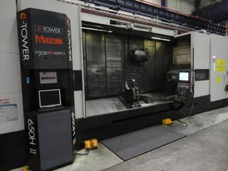 Tour Mazak Integrex E 650 H S II-0