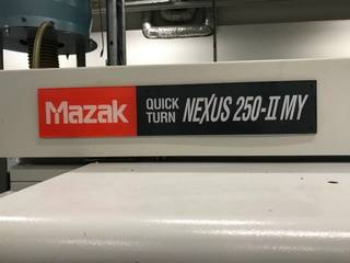 Tour Mazak QT Nexus 250 II MY-2