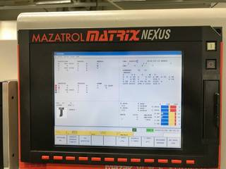 Tour Mazak QT Nexus 250 II MY-4