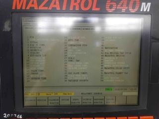 Fraiseuse Mazak VTC 300 II C, A.  2007-5