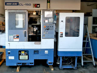 Occasion Mori Seiki CL 150 ladeportal/gentry [2123484907]