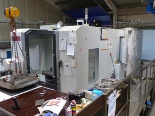 Fraiseuse Mori Seiki NMH 6300 DCG, A.  2013-0
