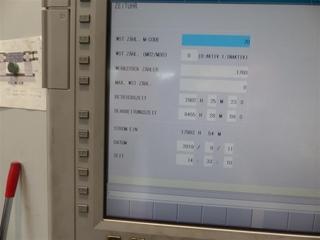 Fraiseuse Mori Seiki NMH 6300 DCG, A.  2013-4
