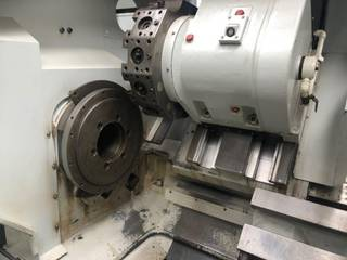 Tour Mori Seiki SL 65 B - Refurbished-4