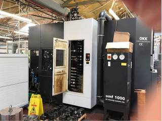 Fraiseuse OKK HP 500 S, A.  2009-4