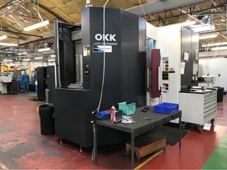 Fraiseuse OKK HP 500 S, A.  2009-9