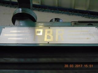 PBR AF 100 CNC Aléseuse-7