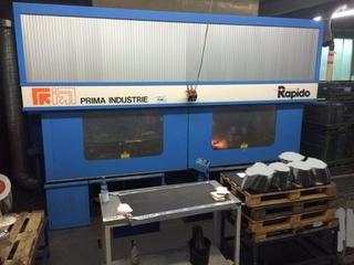 Prima Industrie 3D Rapido 5 Systèmes de découpe laser-0