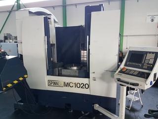 Fraiseuse Spinner MC 1020, A.  2003-0
