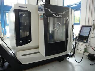 Fraiseuse DMG CMX 70 U-0