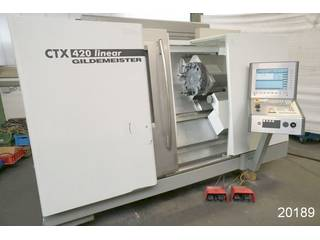 Tour DMG CTX 420 linear-1