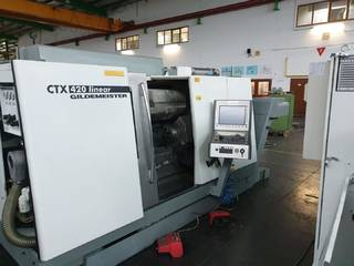 Tour DMG CTX 420 linear V6-0
