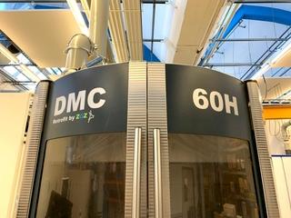 Fraiseuse DMG DMC 60 H-13