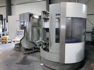 Fraiseuse DMG DMC 60 T RS 3-7