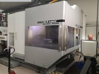Fraiseuse DMG DMU 125 P duoBLOCK-0