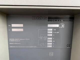 Fraiseuse DMG DMU 50, A.  2004-5