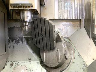 Fraiseuse DMG DMU 50 eVo linear-6
