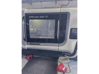 Tour DMG Mori CTX beta 1250 TC-1