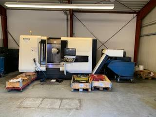 Tour DMG MORI CTX beta 800 TC-2
