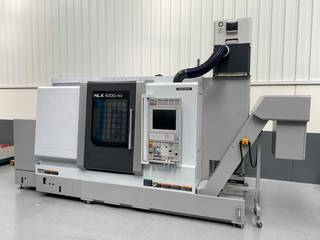 Tour DMG MORI NLX 4000 BY/750-1