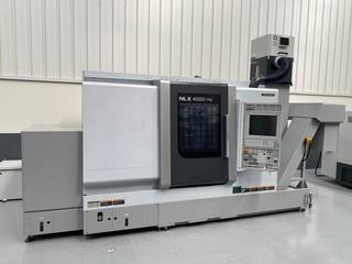 Tour DMG MORI NLX 4000 BY/750-2